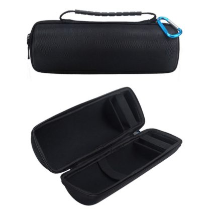 väska, case, till din jbl flip 4 högtalare som skyddar den från smuts, stötar, stänk och damm