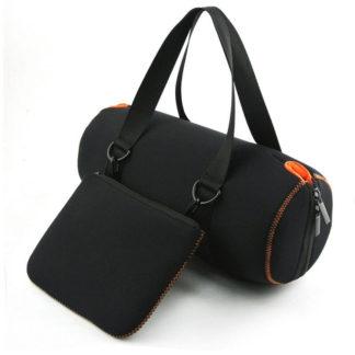 mjuk väska, case, till din jbl xtreme högtalare som skyddar den från vatten och stötar. Bra för resor, stranden eller vandringen