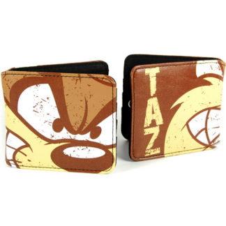 Plånbok med motiv looney tunes tasmanska djävulen taz in tazmania