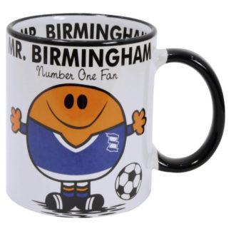 mugg för fans av fotbollslaget birmingham