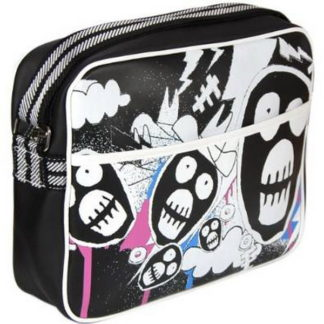 sportbag the mighty boosh retro